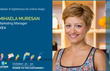 Mihaela Mureșan (IKEA): Vânzările IKEA Comenzi Online reprezintă aproximativ 8% din cifra de afaceri