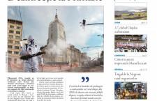 """Nu ratați noul număr Transilvania Reporter: """"Dezinsecţie la Primărie"""""""
