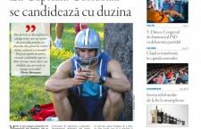 """Nu ratați noul număr Transilvania Reporter """"La Capitala Culturală se candidează cu duzina"""""""
