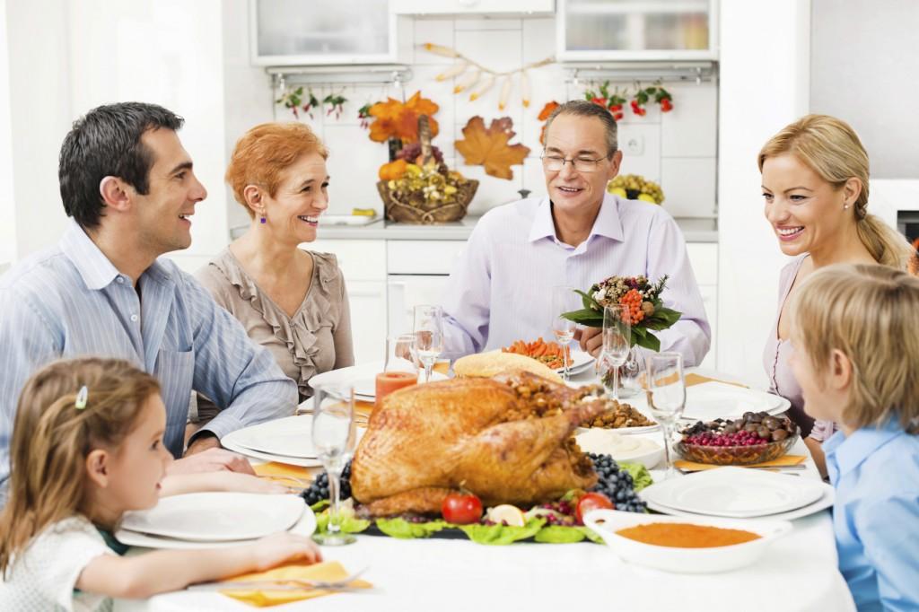 În medie, peste 46 de milioane de curcani sunt mâncaţi de Ziua Recunoştinţei, în Statele Unite ale Americii.