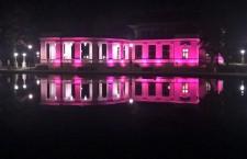 Clădirea Centrului de Cultură Urbană Casino va fi iluminată în roz în perioada 10 – 30 octombrie.