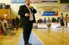 Dragan Petricevic revine după 19 ani la Cluj-Napoca / Foto: Dan Bodea