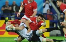 """Căpitanul """"Stejarilor"""", Mihai Macovei, a înscris două eseuri în vitoria României, scor 17-15, cu Canada"""