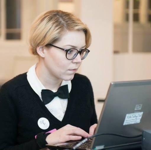 Roxana Rugină,   CEO Simplons Romania