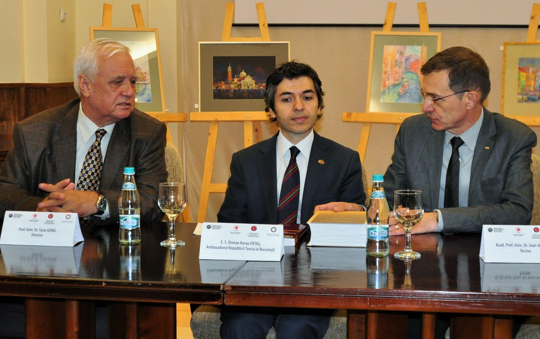 tasin gemil ambasador turcia