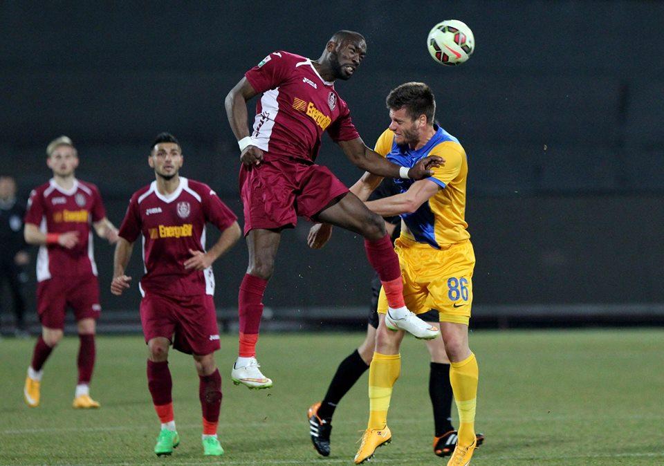 CFR a cedat în fața Petrolului, scor 0-1, și a ajuns la trei meciuri fără succes în Liga 1 / Foto: Dan Bodea