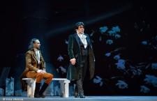 Hector Lopez în Werther/Foto: Nicu Cherciu