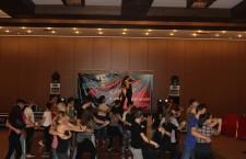 Aproxiamtiv 600 de dansatori de salsa amatori dar și profesioniști au participat timp de patru zile la Transilvania Salsa Fest.