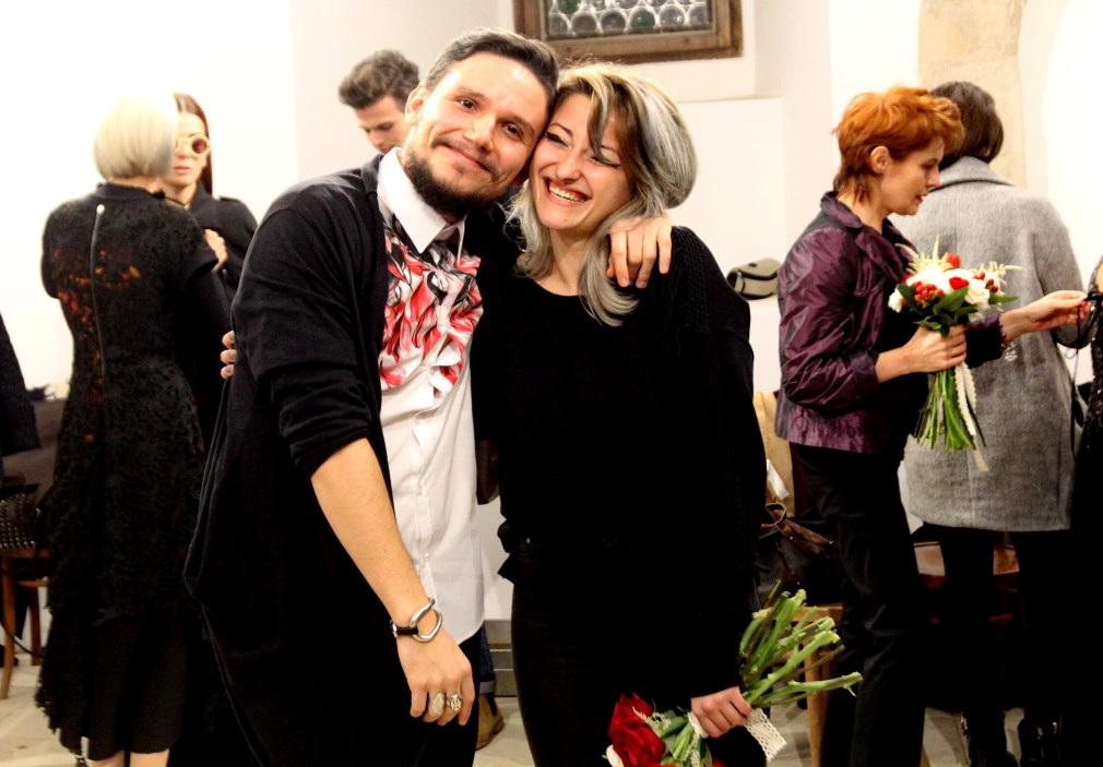Irina Voinea&Ovidiu Pop/Foto: Dan Bodea