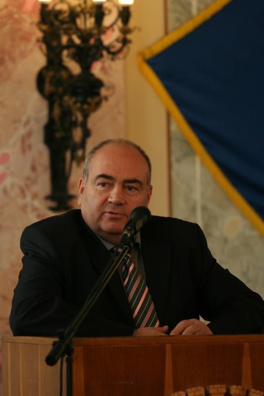 Președintele Casei Naționale de Asigurări de Sănătate, Vasile Ciurchea / Foto: Mihai Mănăilă