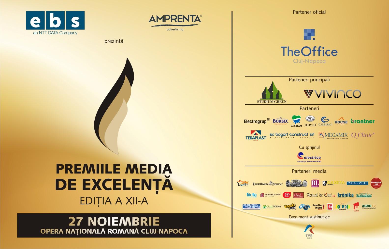 Premiile Media 2015
