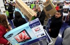 În 2008 în Statele Unite de Ziua Recunoştinţei şi de Black Friday s-au înregistat vânzări de 800 de milioane de dolari iar în 2015 acestea au depășit 2.5 miliarde de dolari.