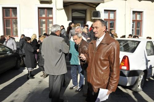 Liderul de sindicat din cadrul DGFP Cluj,   Ilie Rostogol