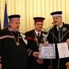 Vasile Dîncu a primit titlul de Profesor Honoris Causa al UBB
