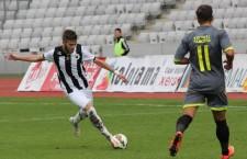 """""""U"""" Cluj a câștigat cu 1-0 meciul cu Metalul Reșița și a ajuns la trei victorii consecutive în Liga 2 / Foto: Dan Bodea"""