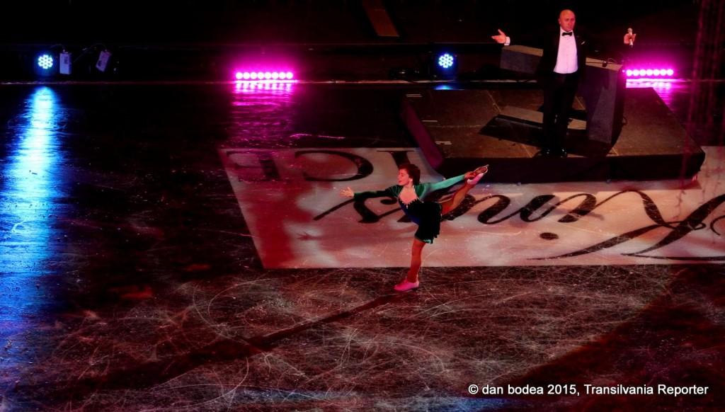 Teodora Luscalov / Foto: Dan Bodea