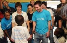 Ambasador Messi