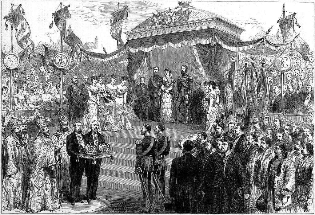 Semnificaţiile istorice ale datei de 10 mai sunt multiple. În 1866,   la 10 Mai,   Principele Carol de Hohenzollern-Sigmaringen ajunge la Bucureşti şi este încoronat ca rege. Tot pe 10 mai,   dar în 1877,   de Ziua Regelui,   Senatul României a proclamat independenţa ţării faţă de Imperiul Otoman. În fine,   pe 10 mai 1881,   Carol I a fost încoronat ca prim rege al noului regat al României,   fiind recunoscut ca atare pe plan internaţional.