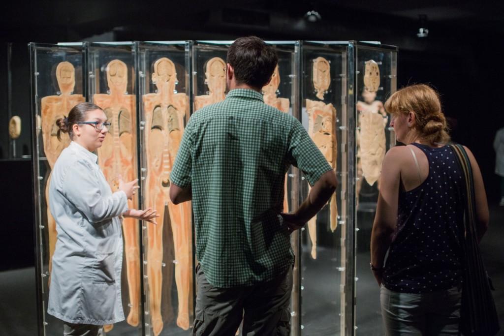 Expozitia Our Body