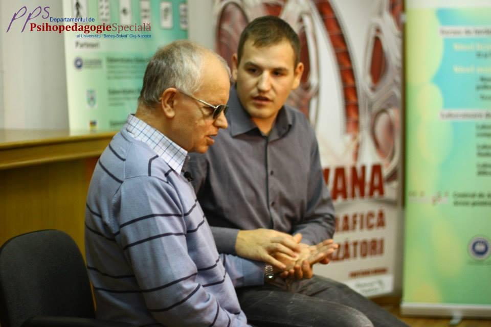 Vasile Adamescu si Viorel Micu