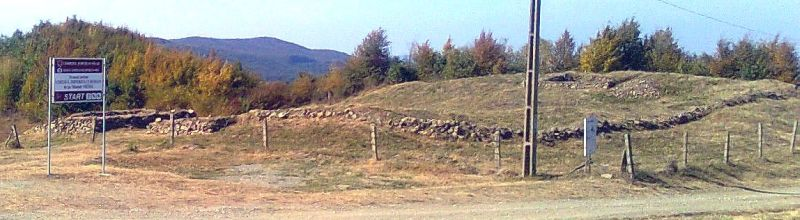 Vama de la Porolissum,   ultima clădire civică din Imperiul Roman / 7castra.wordpress.com