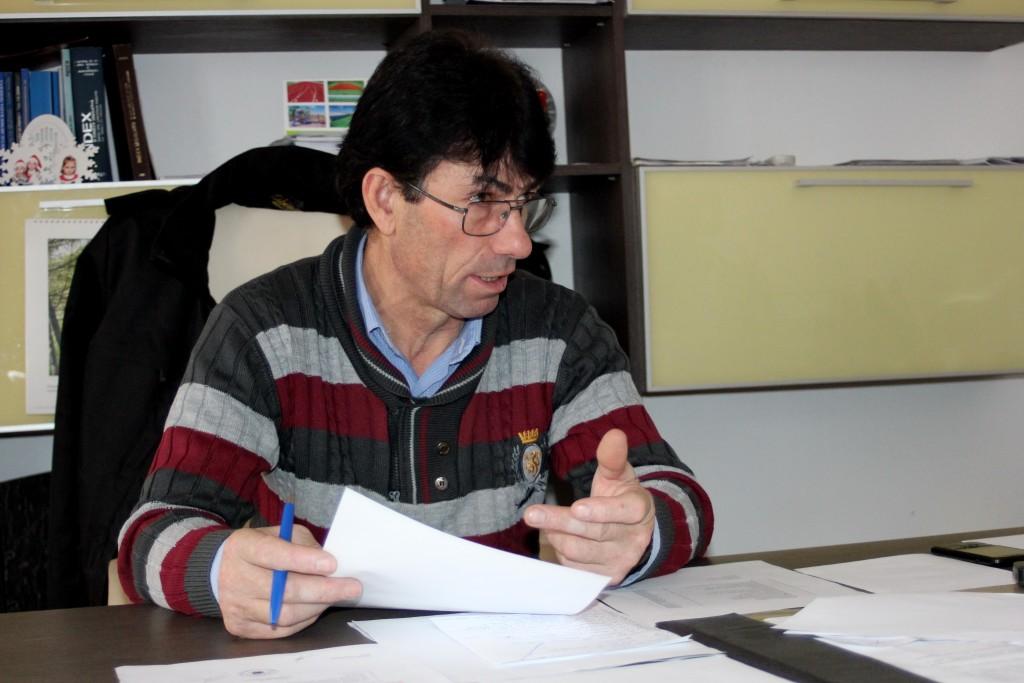 Viceprimarul Ioan Bucur/ Foto: Dan Bodea