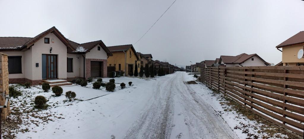 """Strada """"americană""""/ Foto: Dan Bodea"""