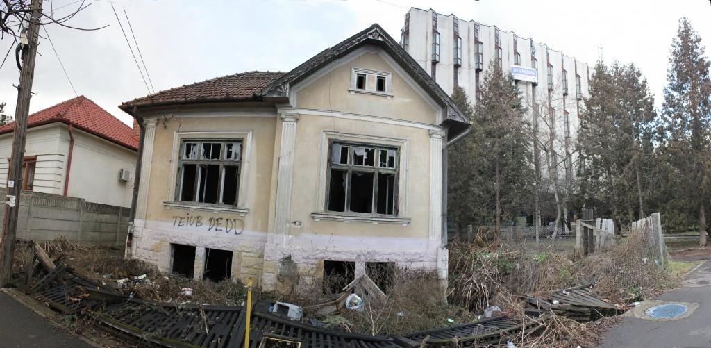 """Casa """"bântuită"""" / Foto: Dan Bodea"""