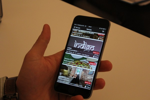Sweed va fi disponibilă atât de smartphone cât și pe tabletă (Foto: Dan Bodea)