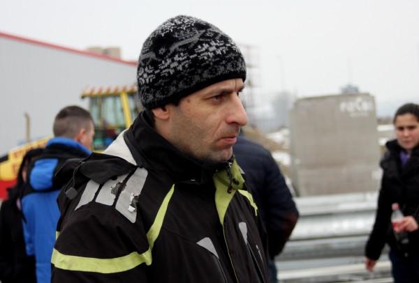 Alexandru Suciu/ Foto: Dan Bodea