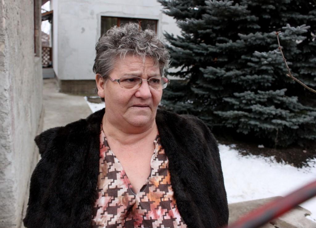 Ana Fărcaș,   localnică/ Foto: Dan Bodea