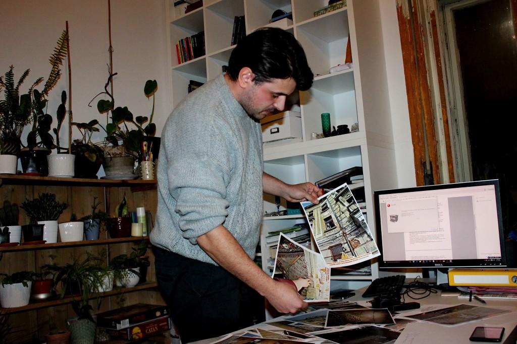 Cosmin Marcu / Foto: Dan Bodea