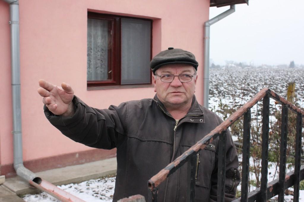 Iacob Moldovan / Foto: Dan Bodea