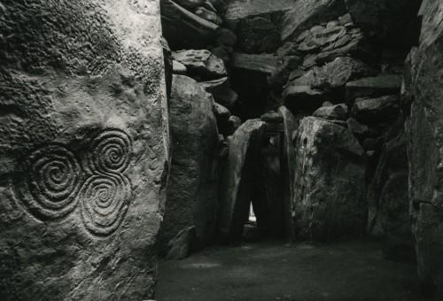 Newgrange-Inside