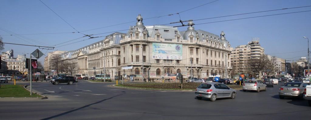 Piața Universității, București