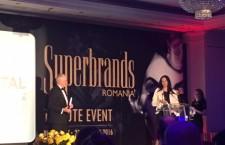 Gerovital a fost desemnat Superbrand 2015 la gala Tribute Superbrands