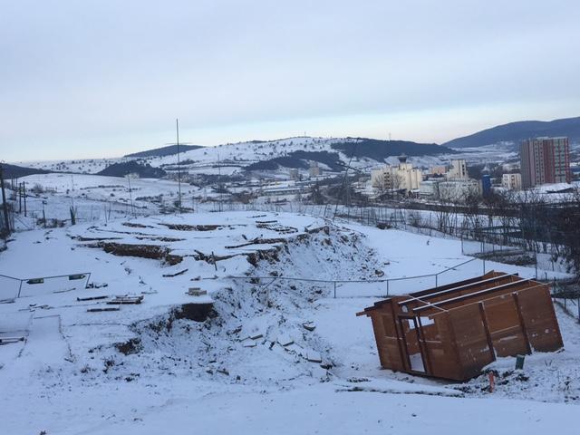 alunecari de teren tetarom I