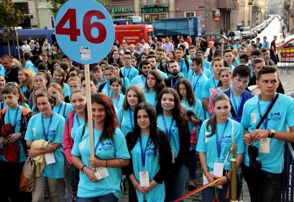 Întâlnirea Tinerilor Ortodocşi din Europa / Foto: Dan Bodea