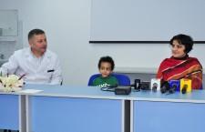Intervenţie endoscopică în premieră pentru Europa de Sud-Est la un copil de 4 ani