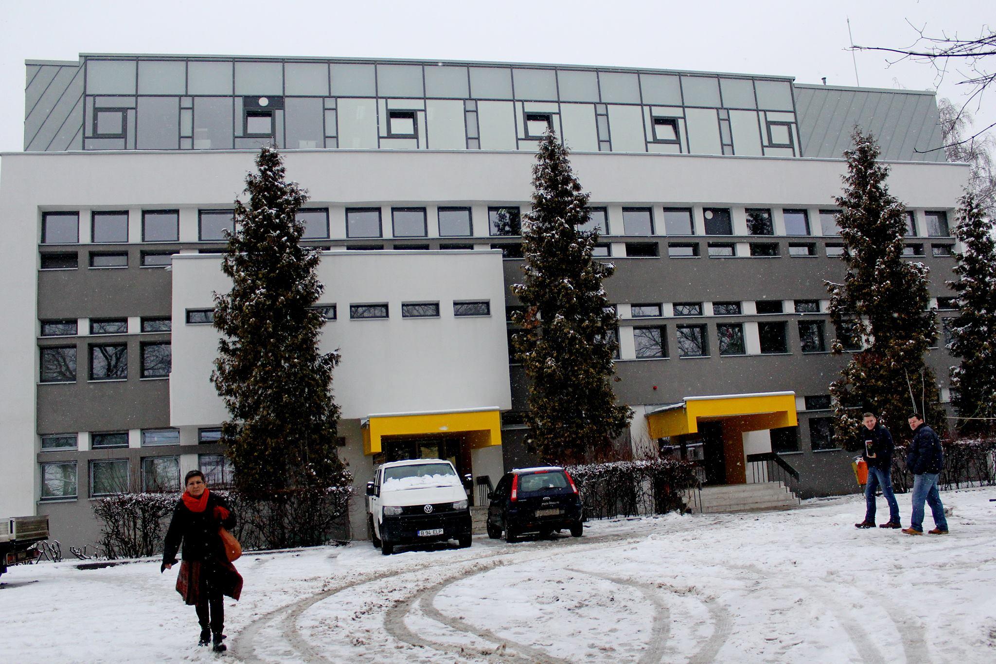 spitalul clujana