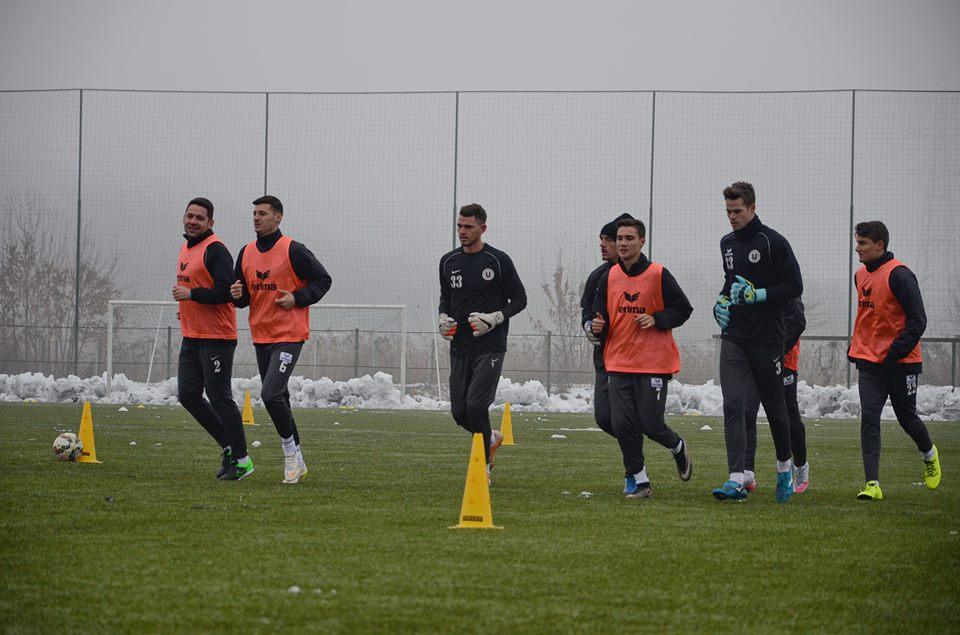 """Valentin Iordănescu, omul care conduce """"U"""" Cluj, i-a dat afară pe jucătorii care au refuzat să se antreneze"""