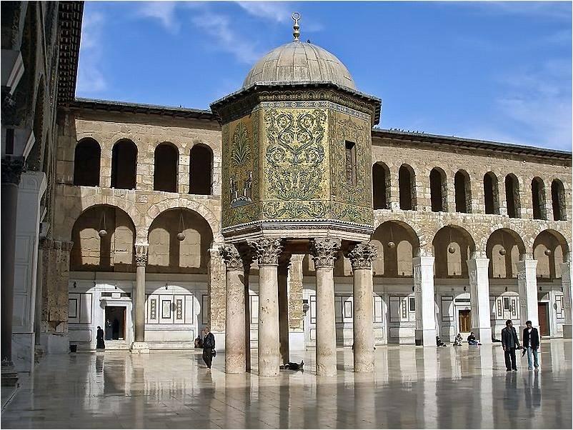 Moscheea Umayyad