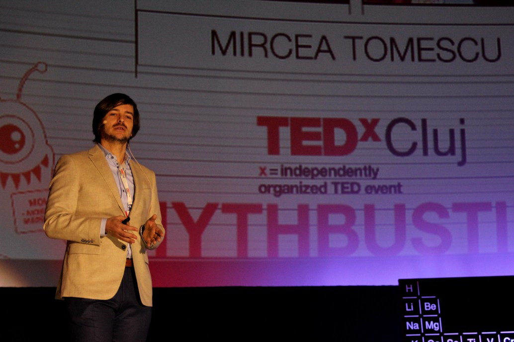 Mircea Tomescu/Foto: Dan Bodea