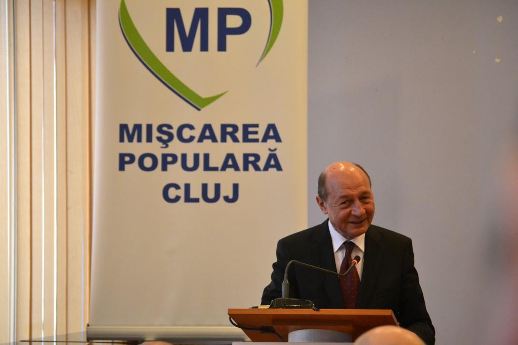 Traian Băsescu / Foto: Maria Man