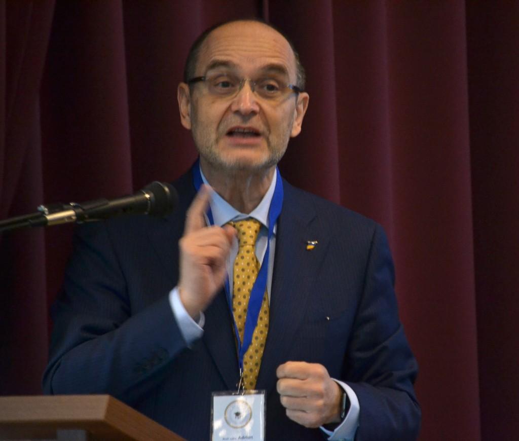 Adrian Curaj, Ministrul Educației/ Foto: Maria Man