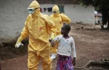 Focarul epidemiei Ebola a pornit în decembrie 2013 din Guineea, apoi s-a răspândit în Liberia şi Sierra Leone/ Foto: Jerome Delay