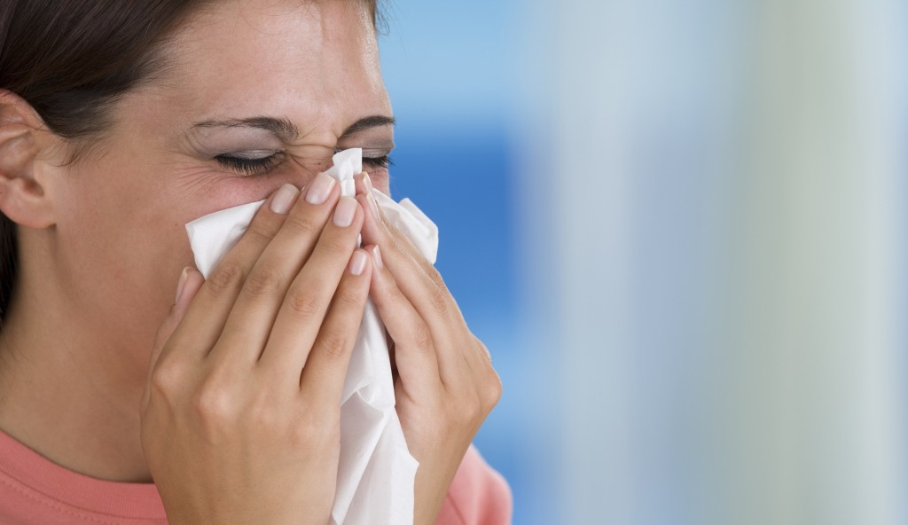 Deoarece gripa se transmite de la om la om atât pe cale aeriană (prin vorbit,   tuşit,   strănut),   cât şi prin contractul direct cu bolnavul sau diferitele obiecte personale ale bolnavului,   igiena este foarte importantă pentru prevenirea bolii – spălatul pe mâini foarte des şi evitarea incintelor aglomerate ne pot feri de epidemiile de sezon.