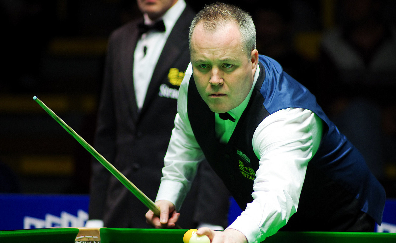 Cvadruplul campion mondial, John Higgins îl va înfrunta pe Ken Doherty, la data de 4 martie, la Cluj-Napoca