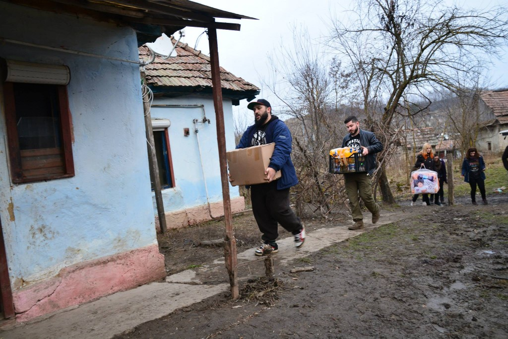 Bărboșii în satul Bărboși
