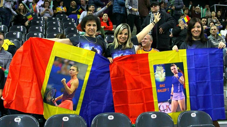 Echipa feminină de tenis a României revine la Cluj-Napoca pentru barajul cu Germania / Foto: Dan Bodea